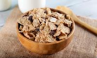 Certaines céréales pour petit-déjeuner sont enrichies de vitamines