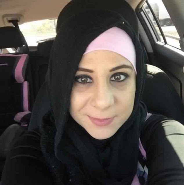 ارملة فلسطينية ابحث عن اب وليس زوج حنون يشاركني الحياة
