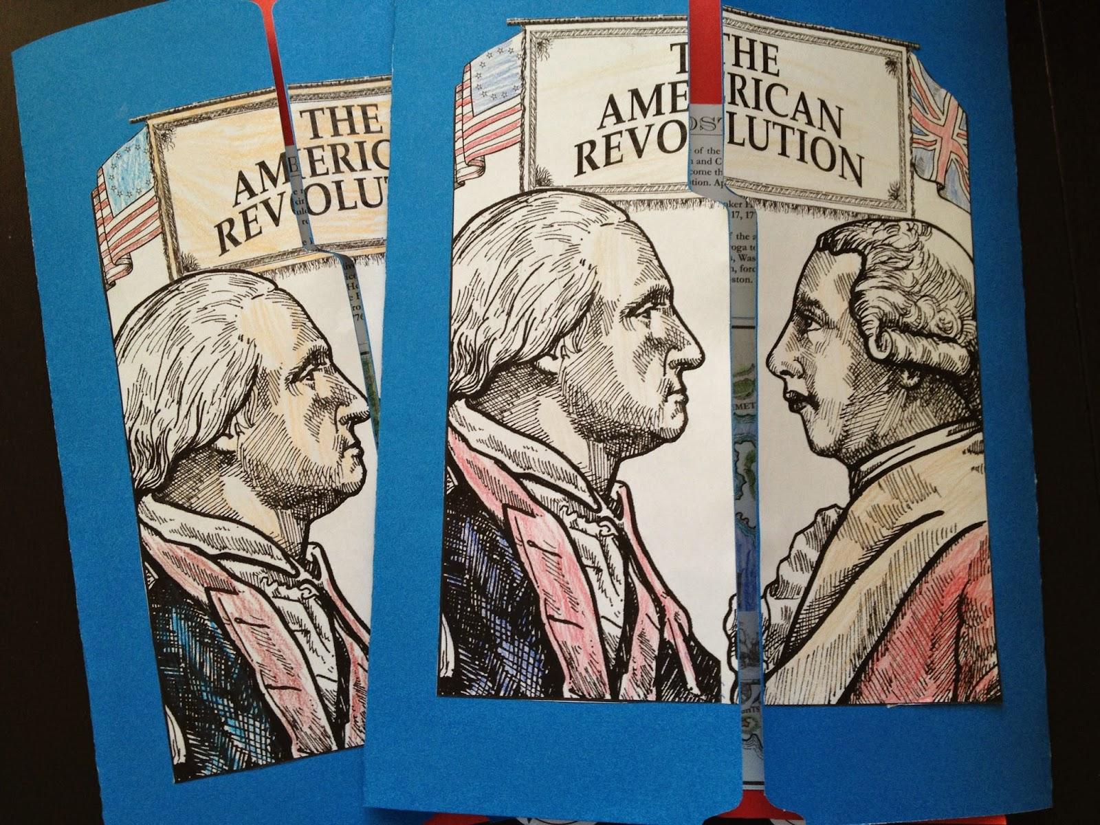 American Revolution Lapbook