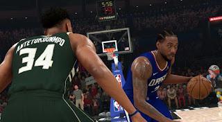 free download NBA 2K21 MULTi9 ElAmigos