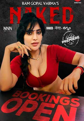 18+ Naked (2020) Hindi Short Film 720p HDRip 100MB Poster