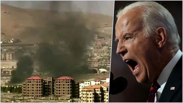 Joe Biden Murka ISIS Meledakkan Bandara Kabul: Kami Akan Memburu Anda!