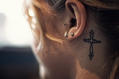 30 Best Cross Tattoos for Religious Men in 2020 - The ...