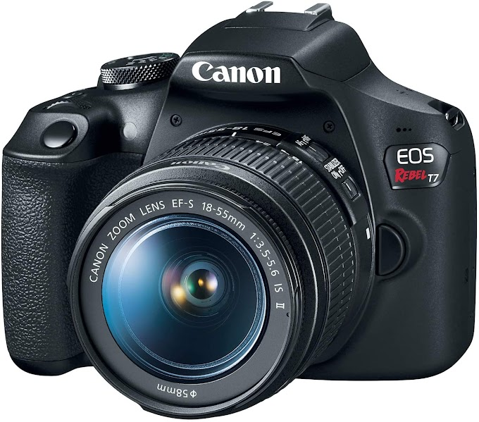 Canon EOS Rebel T7 Specifications