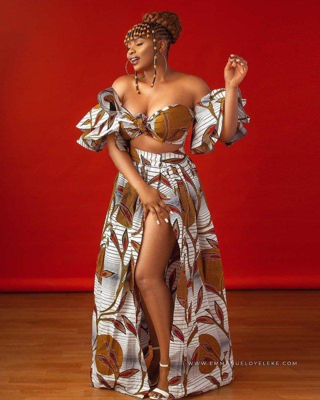 Nigerian Singer Yemi Alade Celebrates 30th Birthday With Hot Photos.
