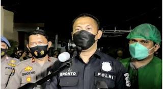 Evakuasi 2 Jenazah DPO Teroris Poso Menggunakan Helly Super Puma Milik TNI