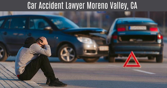 Car Accident Lawyer Moreno Valley, CA