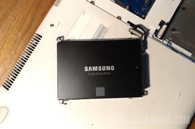 Cara Memasang SSD di Laptop Lama