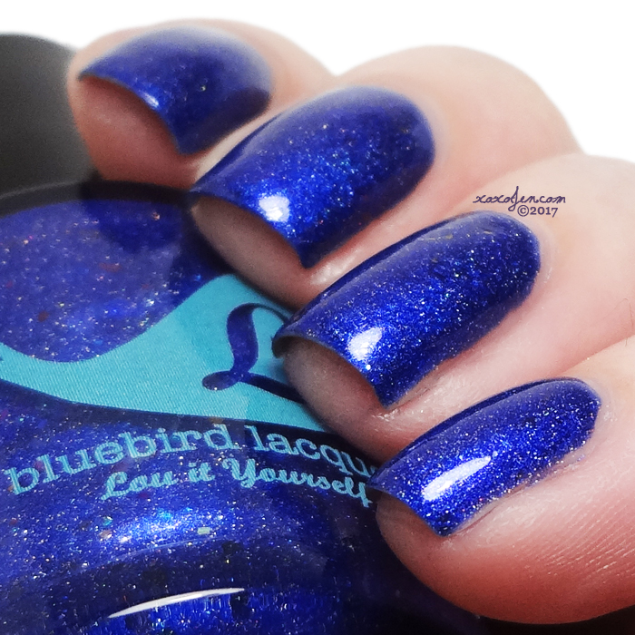 xoxoJen's swatch of Bluebird Medal of Honor
