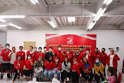 Anggota DPRD DKI Fraksi PSI Hadiri Konsolidasi PSI Jakbar