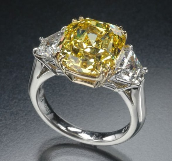 World's Most Expensive Diamond Rings