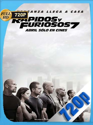 Rapidos y Furiosos 7 (2015)HD [720P] Dual Latino-English  [GoogleDrive] DizonHD