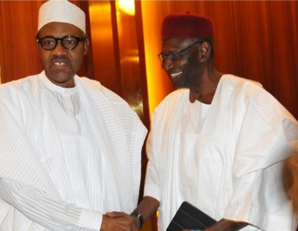 """No Certificate Was Listed On Buhari's CV"" – Abba Kyari Reveals"
