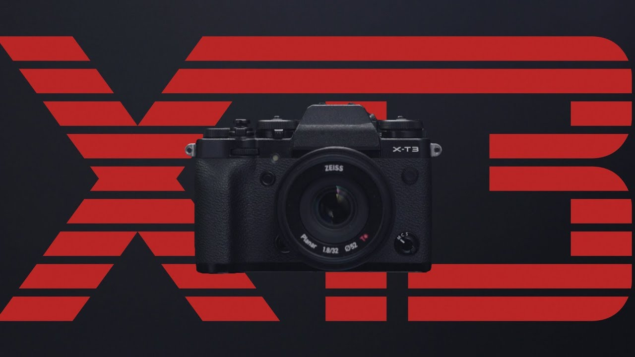 Fuji X-T3 Long Term Review. BYE BYE FULL FRAME.