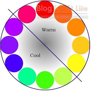 màu sắc theo âm dương