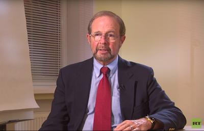 El psicólogo Robert Epstein durante la entrevista con RTRT