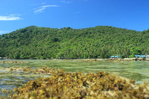 Cara hemat liburan ke pulau lemukutan