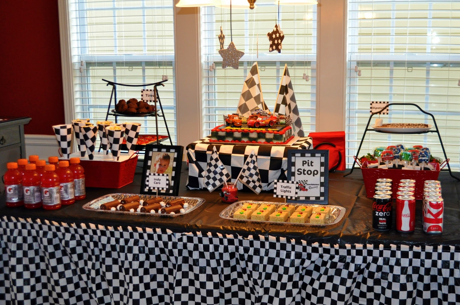 Race Car Party Games For Adults