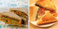 Recipes to Make Vegetable Sandwich Special Contents Practical