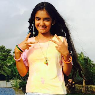Anushka Sen Images 58