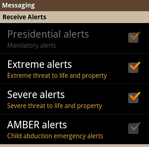 The Great Kladderadatsch Android And Iphone Devices Now Have Presidential Alerts That You Can T Disable