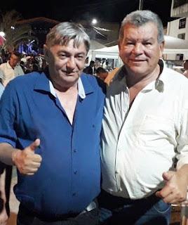 Chico Mala e Ednaldo seguem unidos na definição da chapa em Cuitegi