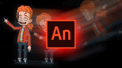 Rigging and Animating in Adobe Animate Free