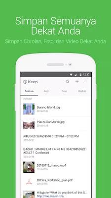 Download Aplikasi Android Line
