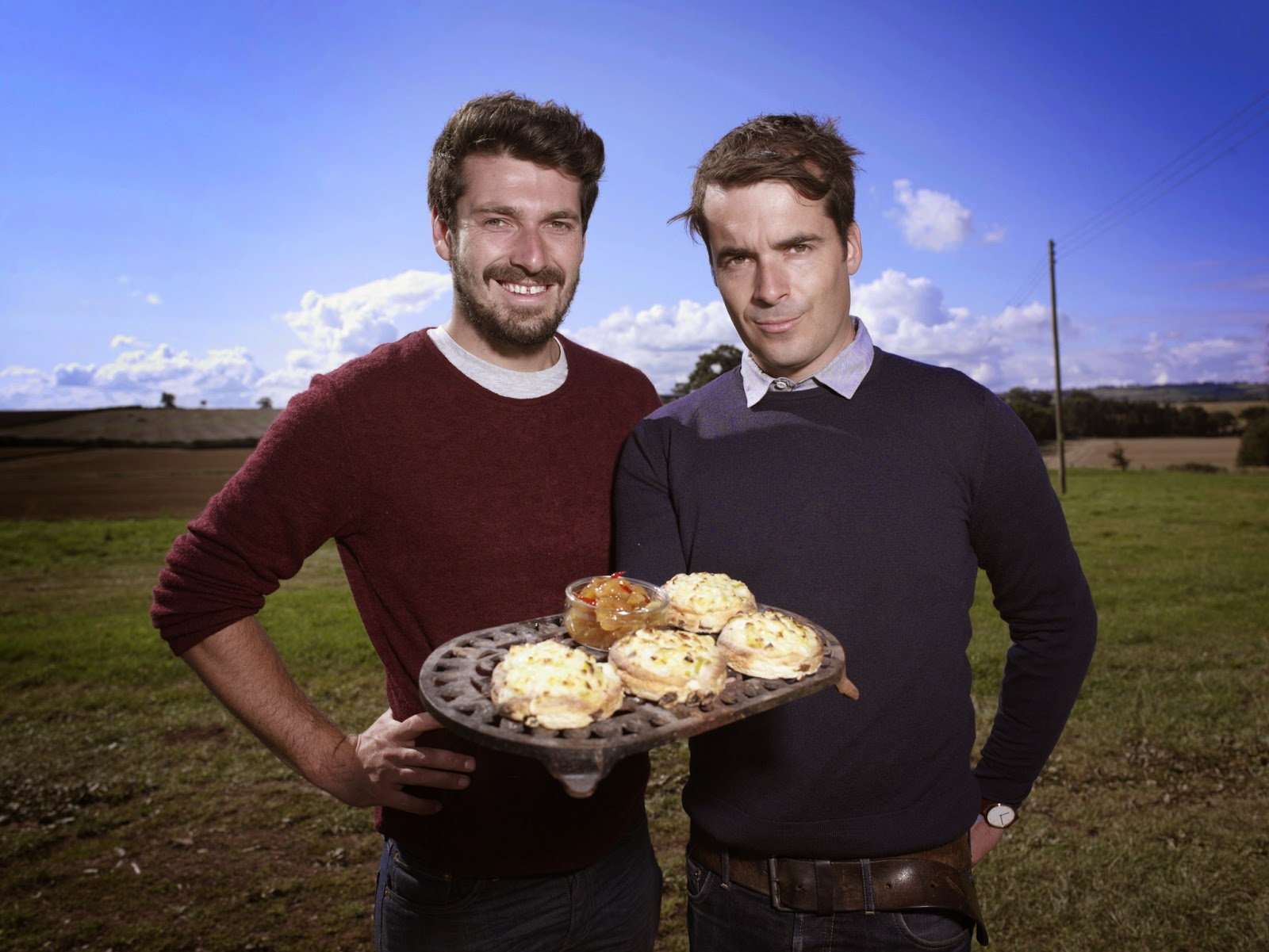 Tom And Henry Herbert Return To Entice You With A Bite Of Britain