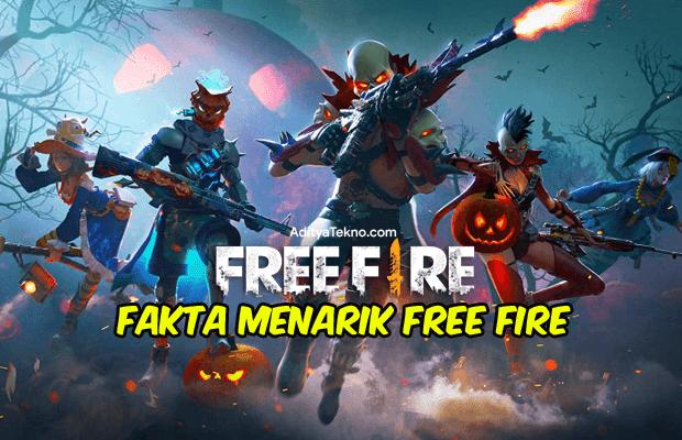 Fakta Unik dan Menarik Tentang Game Free Fire