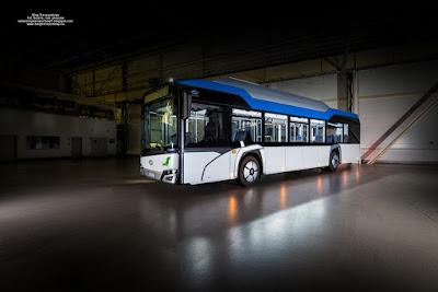 Solaris Urbino 12 electric, TransExpo 2018