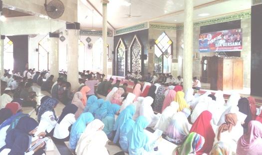 Doa Bersama 171717, Dari Kepulauan Selayar, Untuk, Indonesia