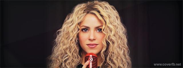 Shakira Fb cover