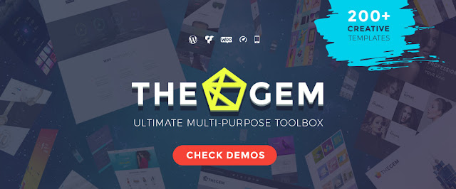 The Gem WordPress Theme Download
