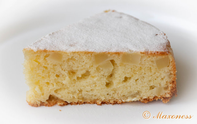 Грушевый пирог на каждый день. Французская кухня