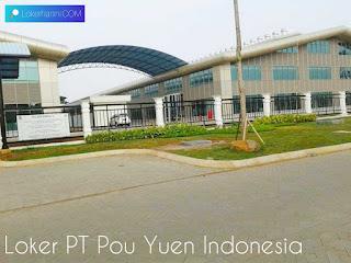 Lowongan Kerja PT Pou Yuen Indonesia Terbaru 2020