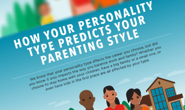 How Your Personality Type Predicts Your Parenting Style
