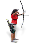 archery sports in spanish
