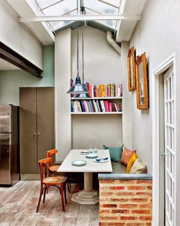 El blog de demarques 10 ideas para amueblar comedores for Muebles modernos para comedores pequenos