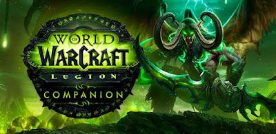 Download World Of Warcraft Legion Companion v1.0.0 Apk Icon