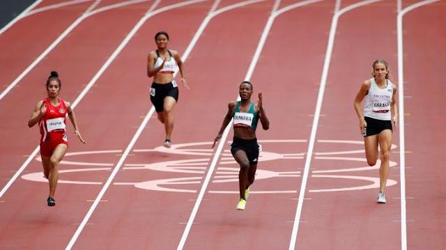 Alvin Tehupeiory Lolos ke Babak Utama Lari 100 Meter di Atletik Olimpiade Tokyo.lelemuku.com.jpg