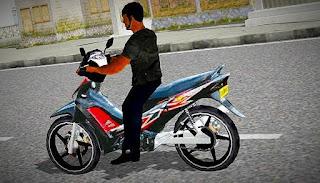 Download mod Bussid motor Supra
