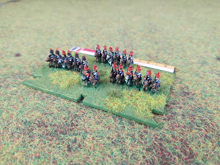 6mm 4th Cavalry Division of 1815