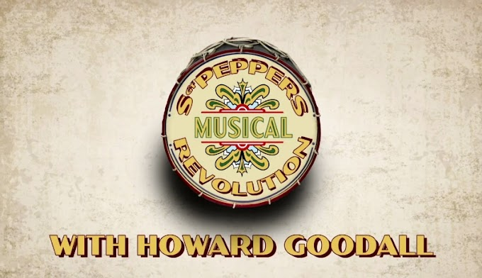 ドキュメンタリー番組「Sgt. Pepper's Musical Revolution」英米放送