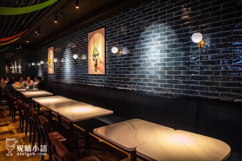 【信義區美食】 Buckskin柏克金啤酒餐廳。超齊全德式精釀啤酒一次滿足