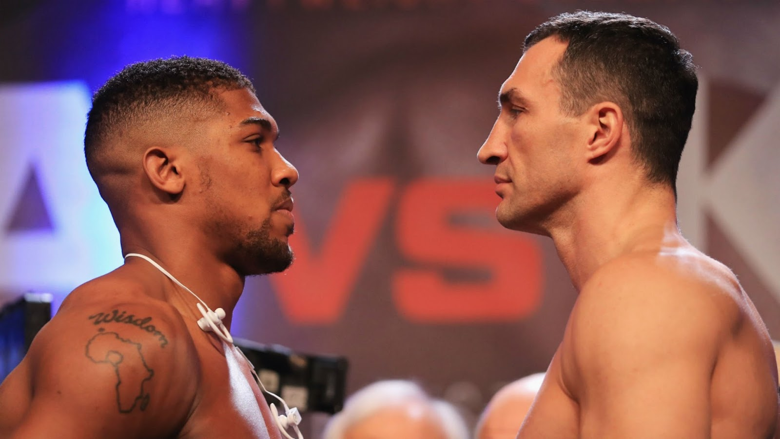 ANTHONY JOSHUA VS. WLADIMIR KLITSCHKO 9