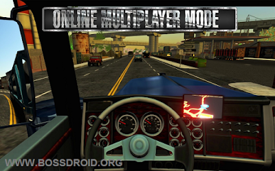 Truck Simulator USA Mod Apk+Data