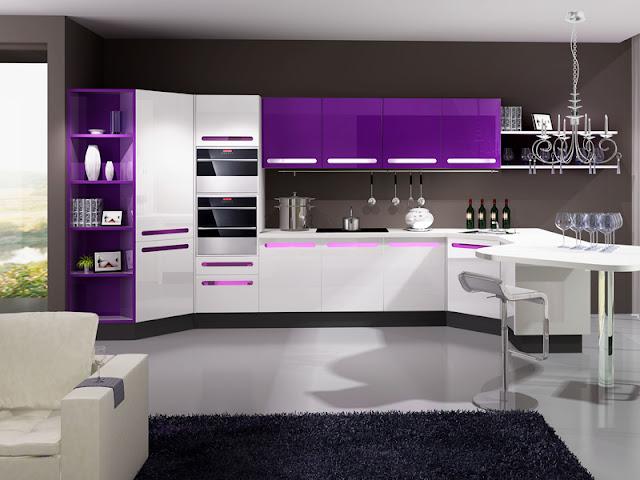 Purple Kitchens Purple Kitchens Purple 2BKitchens7