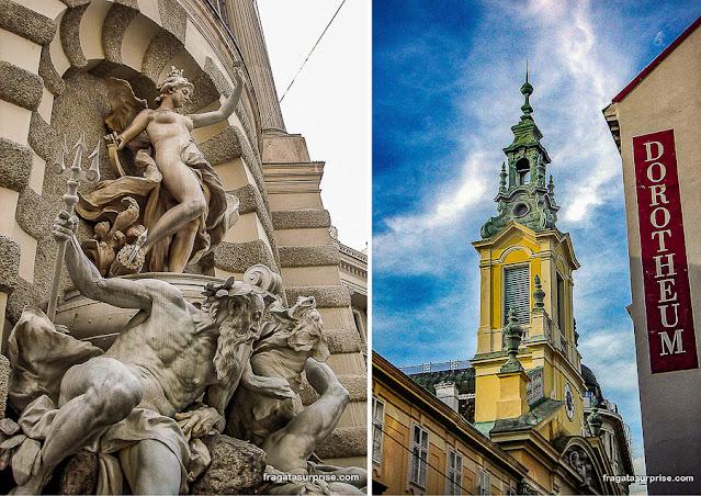 Arquitetura barroca em Viena, Áustria