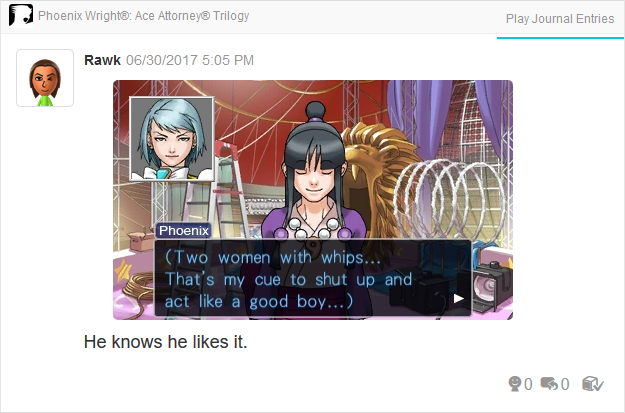 Phoenix Wright Ace Attorney Justice For All two women with whips Franziska